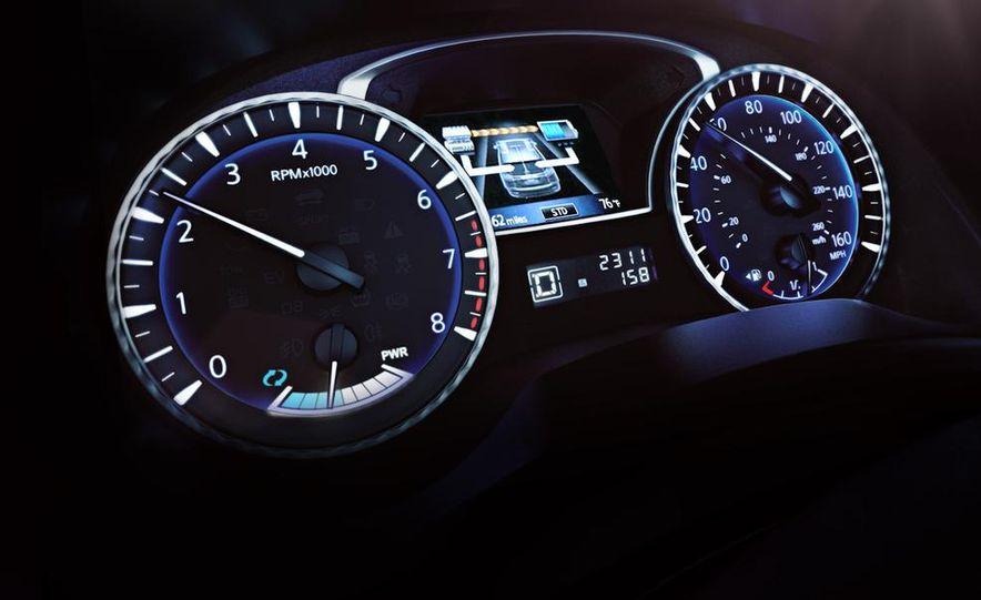 2014 Infiniti QX60 hybrid - Slide 32
