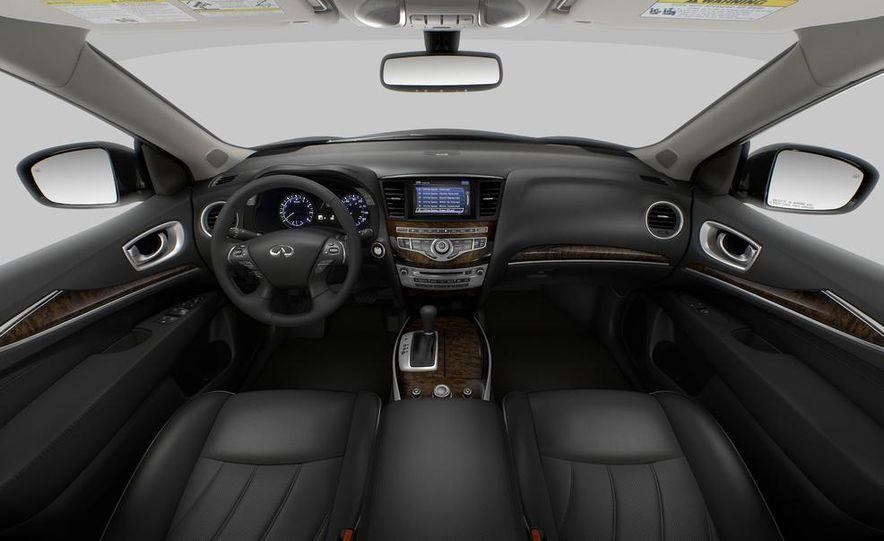 2014 Infiniti QX60 hybrid - Slide 23
