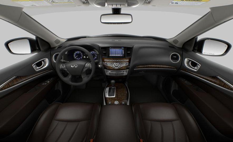 2014 Infiniti QX60 hybrid - Slide 24