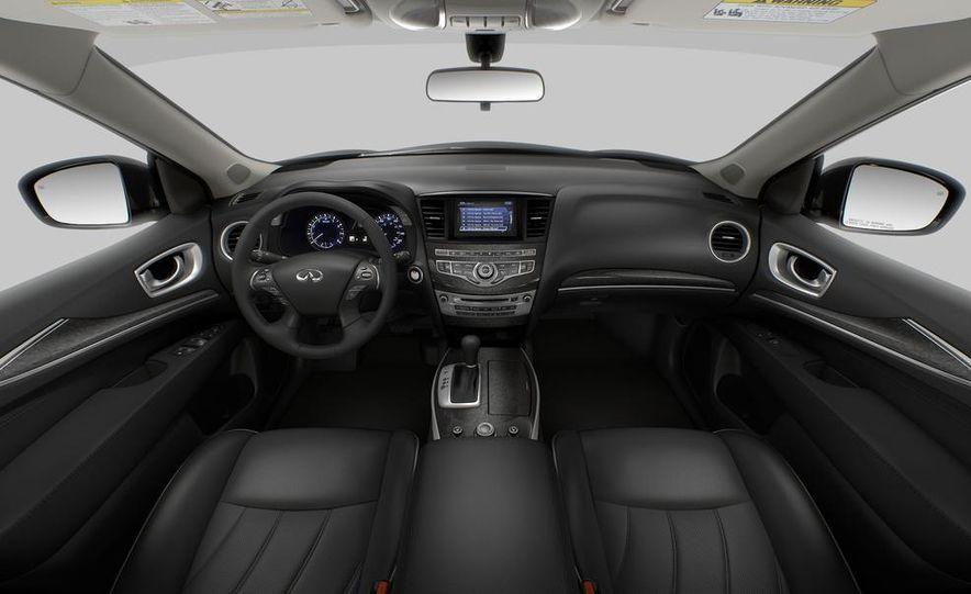 2014 Infiniti QX60 hybrid - Slide 25