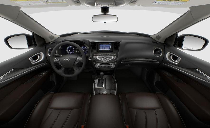 2014 Infiniti QX60 hybrid - Slide 26