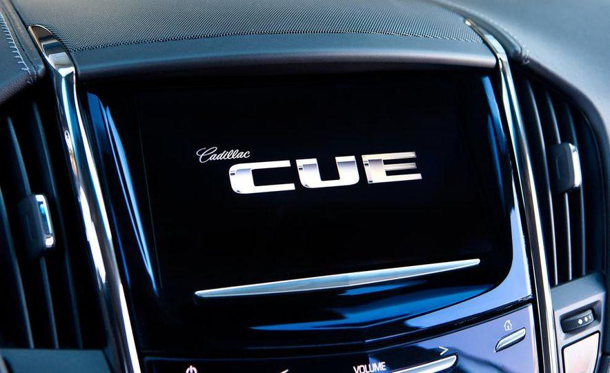 2015 Cadillac ATS-V coupe (spy photo) - Slide 38