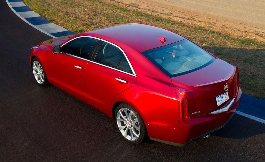 2015 Cadillac ATS-V coupe (spy photo) - Slide 35