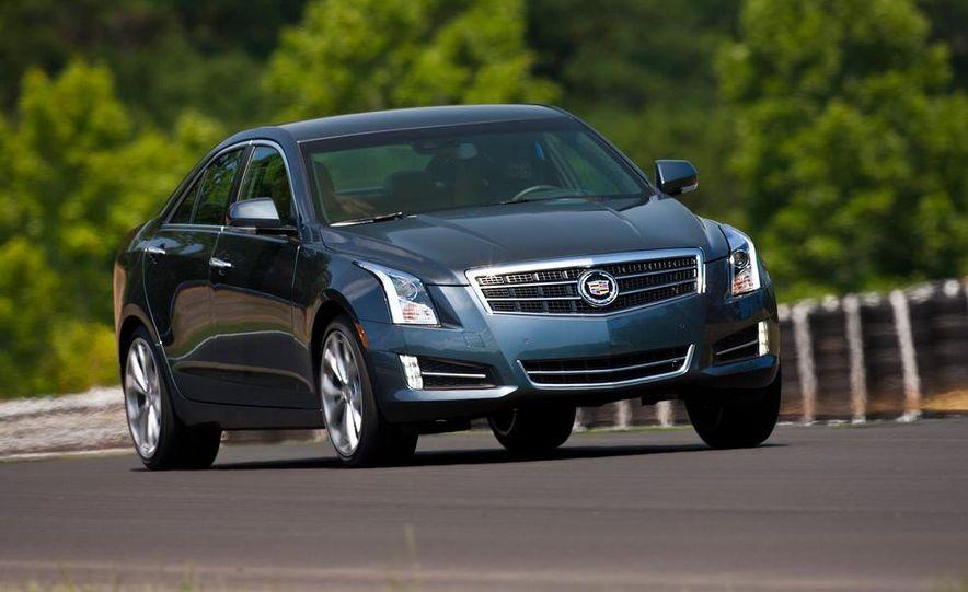 2015 Cadillac ATS-V coupe (spy photo) - Slide 39