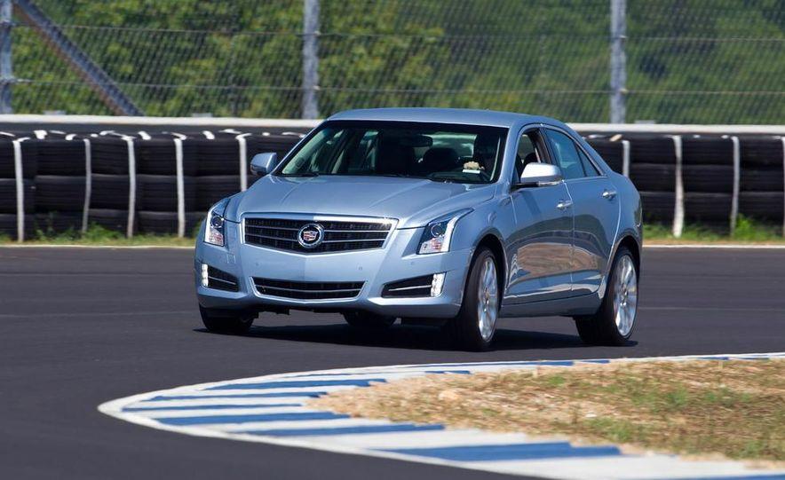 2015 Cadillac ATS-V coupe (spy photo) - Slide 47