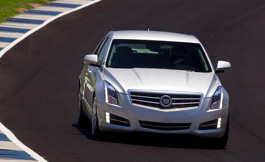 2015 Cadillac ATS-V coupe (spy photo) - Slide 49