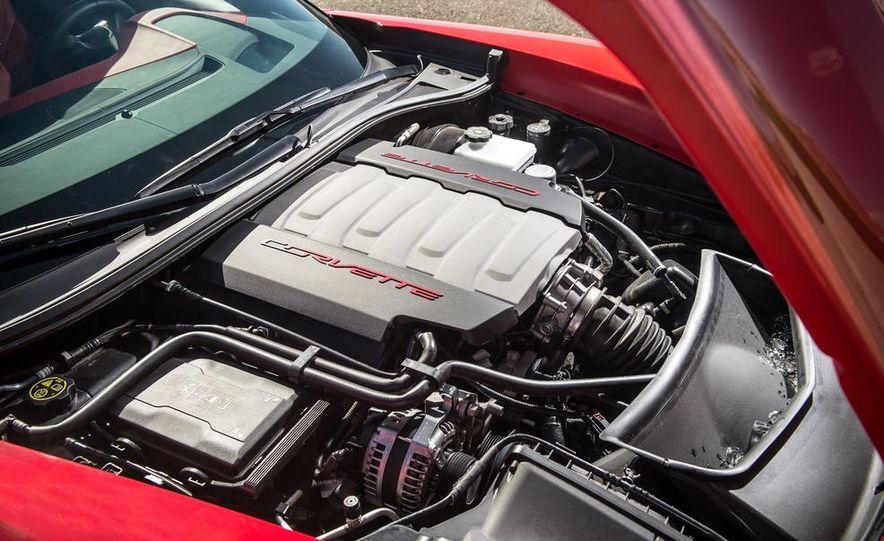2014 Chevrolet Corvette Stingray and 2014 Porsche 911 Carrera S - Slide 42