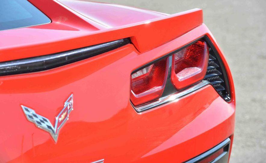 2014 Chevrolet Corvette Stingray and 2014 Porsche 911 Carrera S - Slide 29