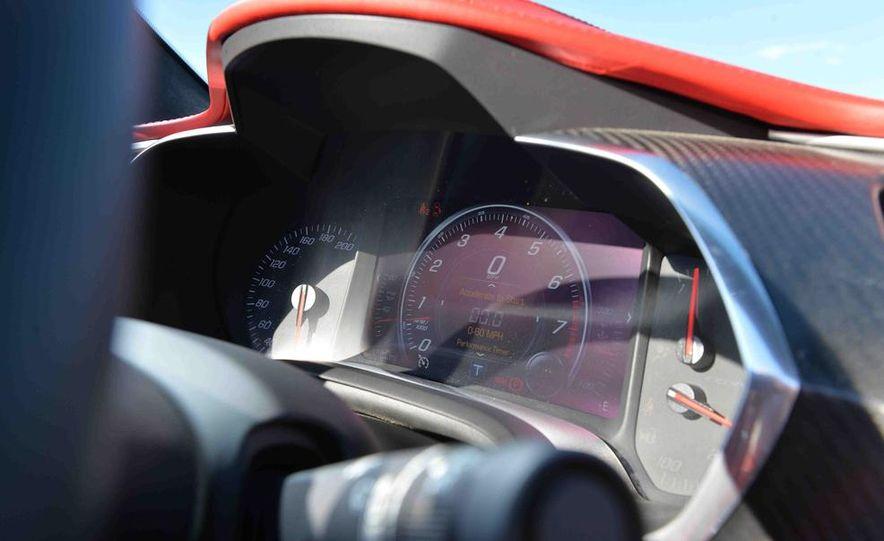 2014 Chevrolet Corvette Stingray and 2014 Porsche 911 Carrera S - Slide 35