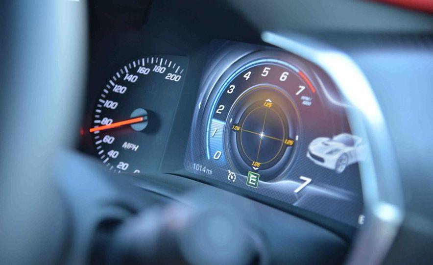 2014 Chevrolet Corvette Stingray and 2014 Porsche 911 Carrera S - Slide 37