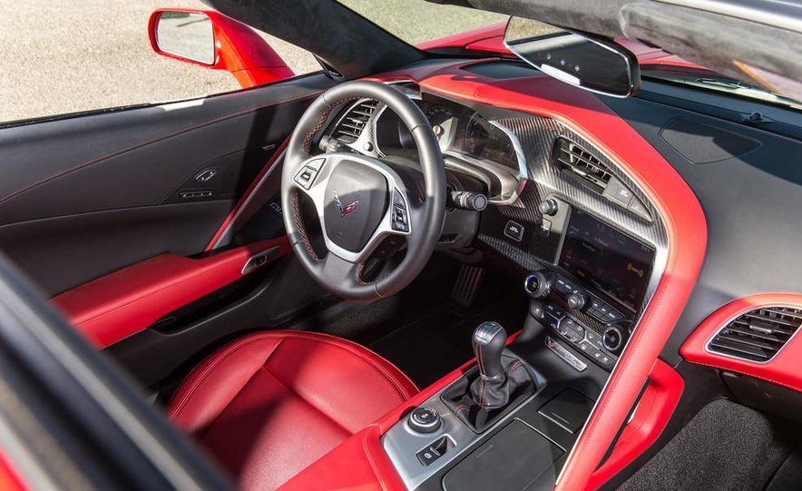 2014 Chevrolet Corvette Stingray and 2014 Porsche 911 Carrera S - Slide 31