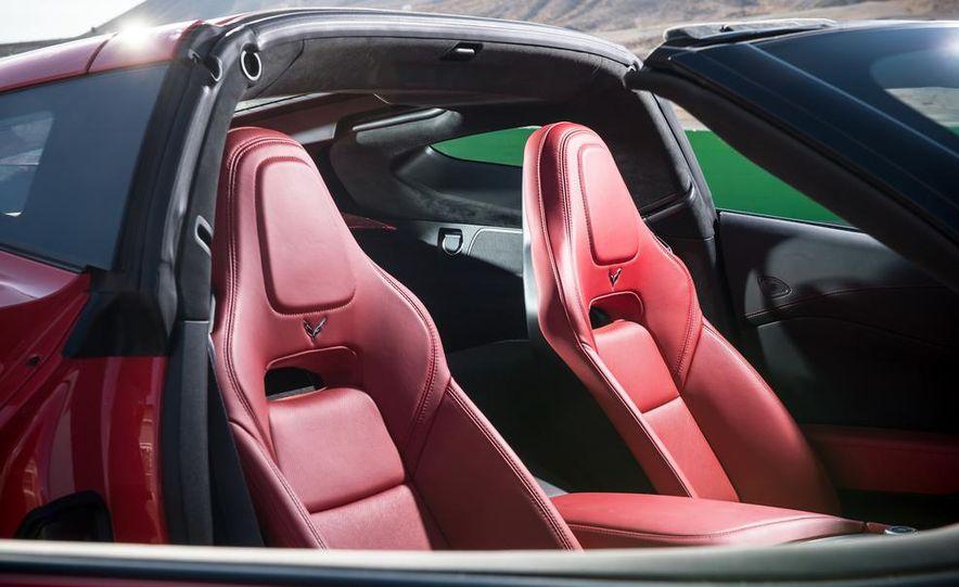 2014 Chevrolet Corvette Stingray and 2014 Porsche 911 Carrera S - Slide 32