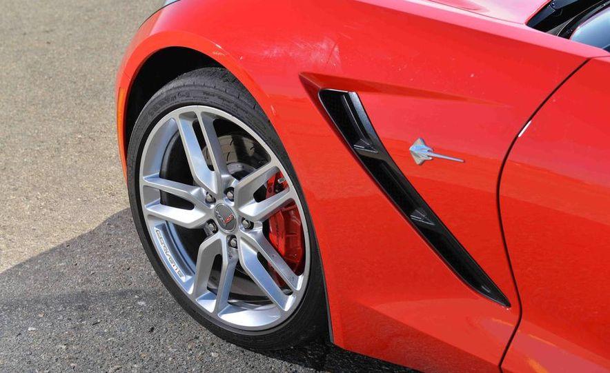 2014 Chevrolet Corvette Stingray and 2014 Porsche 911 Carrera S - Slide 24