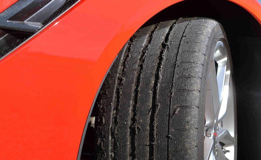 2014 Chevrolet Corvette Stingray and 2014 Porsche 911 Carrera S - Slide 26