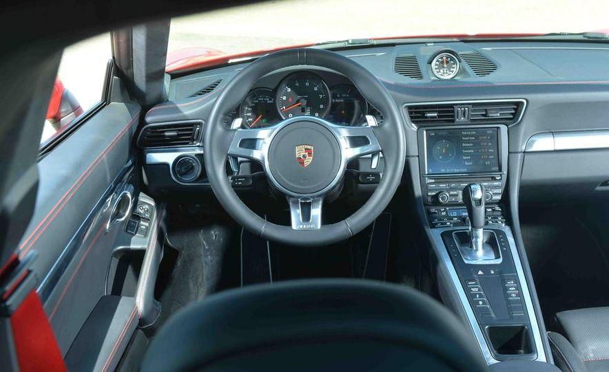 2014 Chevrolet Corvette Stingray and 2014 Porsche 911 Carrera S - Slide 59