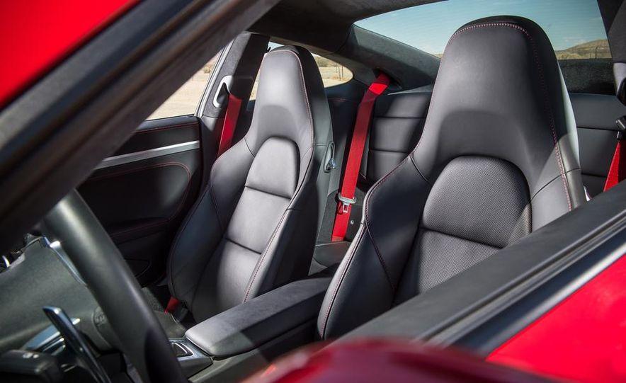 2014 Chevrolet Corvette Stingray and 2014 Porsche 911 Carrera S - Slide 61