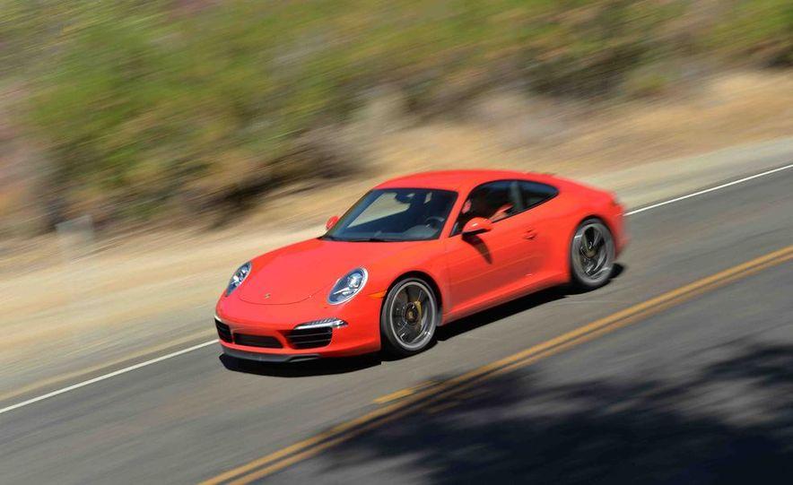 2014 Chevrolet Corvette Stingray and 2014 Porsche 911 Carrera S - Slide 44