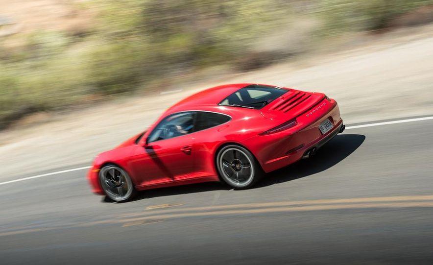 2014 Chevrolet Corvette Stingray and 2014 Porsche 911 Carrera S - Slide 49
