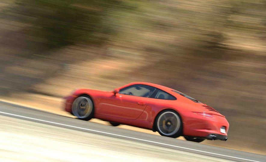 2014 Chevrolet Corvette Stingray and 2014 Porsche 911 Carrera S - Slide 50