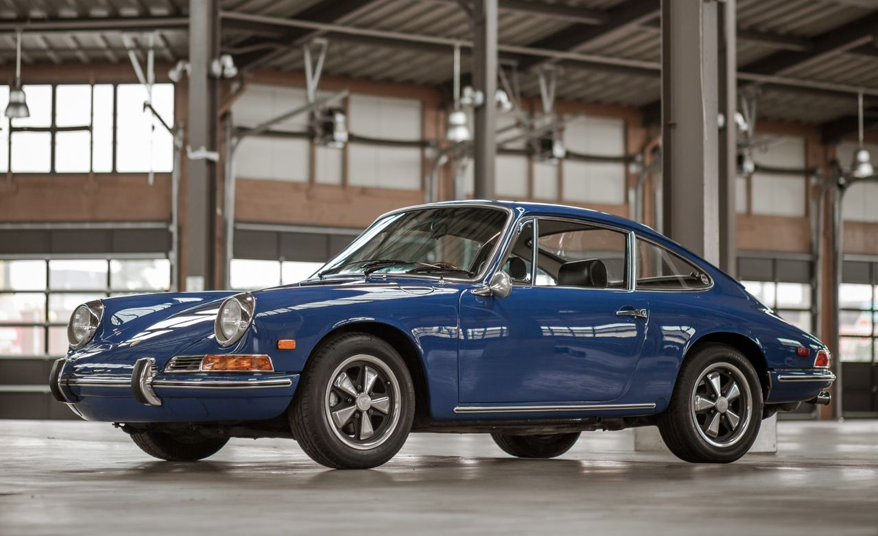 50 Years of the Porsche 911: 1965–1968