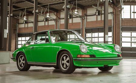 50 Years of the Porsche 911: 1969–1973