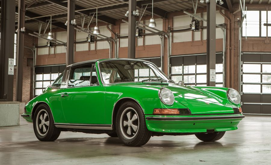 50 Years of the Porsche 911: 1969–1973