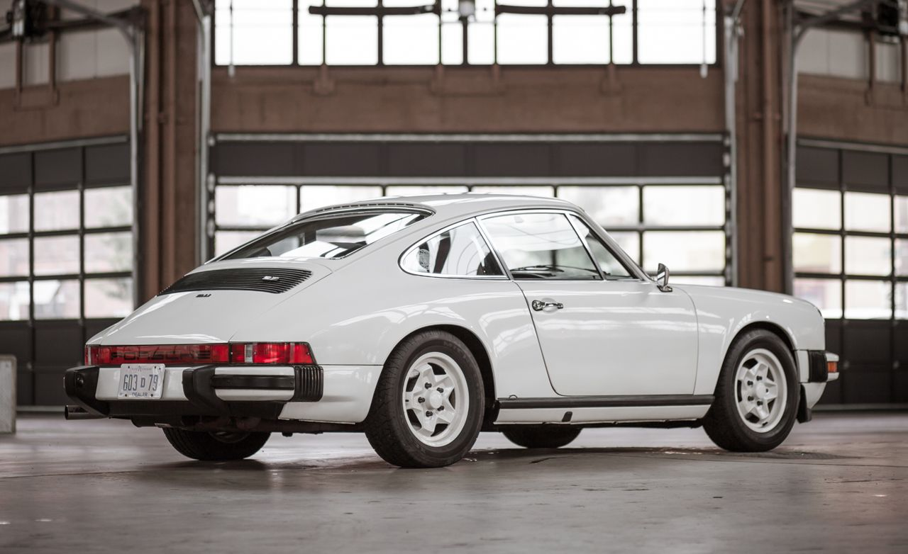 50 Years of the Porsche 911: 1974–1977