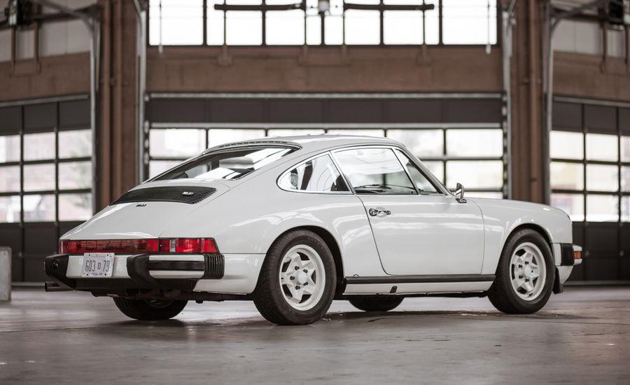 50 Years of the Porsche 911: 1974–1977