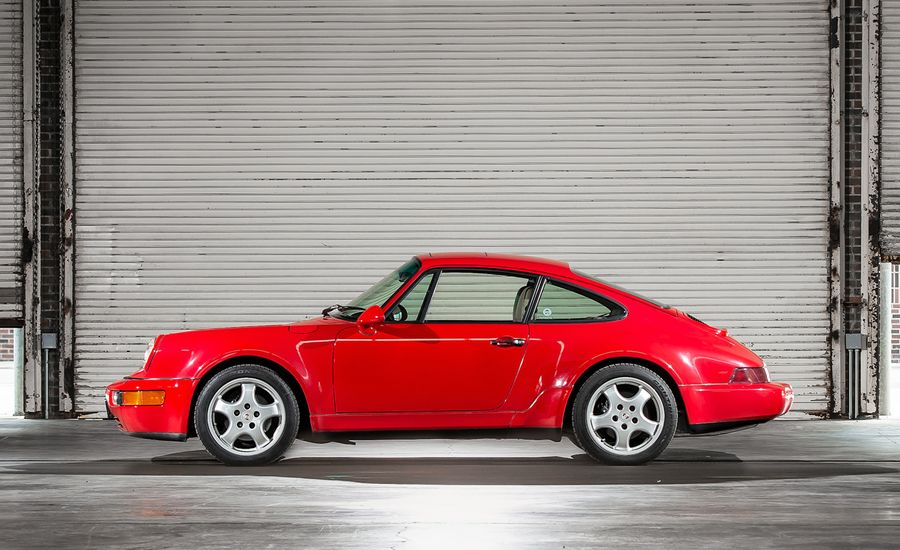 50 Years of the Porsche 911: 1989–1994
