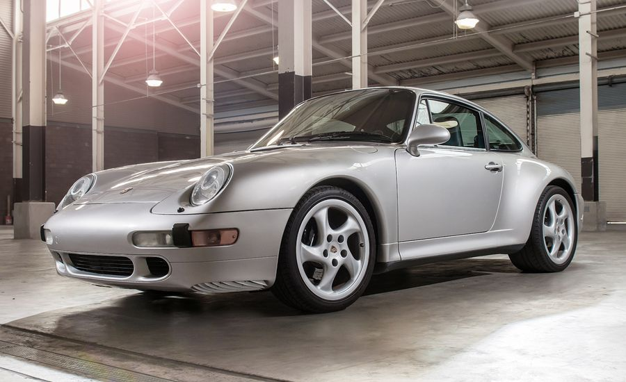 50 Years of the Porsche 911: 1995–1998