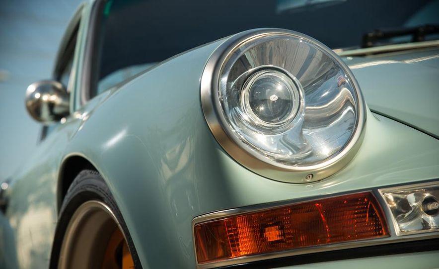 Singer Vehicle Design's Reimagined Porsche 911 - Slide 9