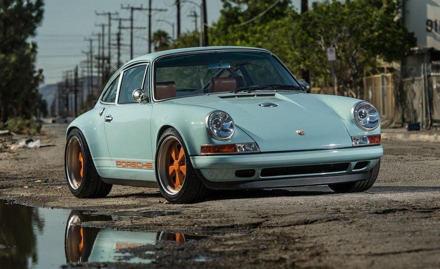 Singer Vehicle Design's Reimagined Porsche 911 - Slide 1