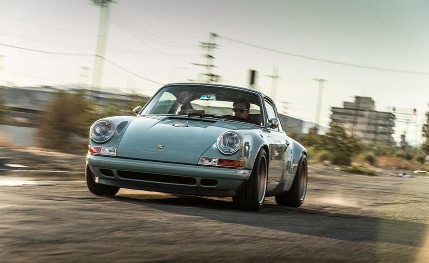 Singer Vehicle Design's Reimagined Porsche 911 - Slide 2