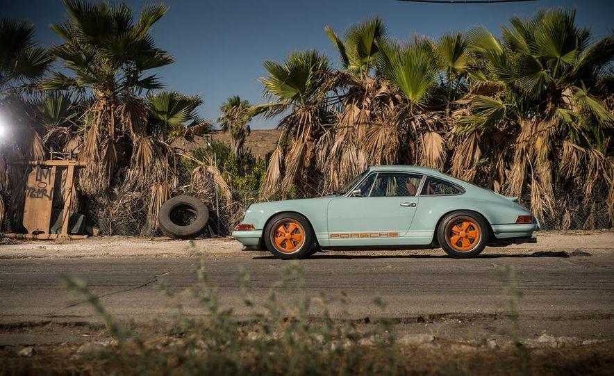 Singer Vehicle Design's Reimagined Porsche 911 - Slide 3