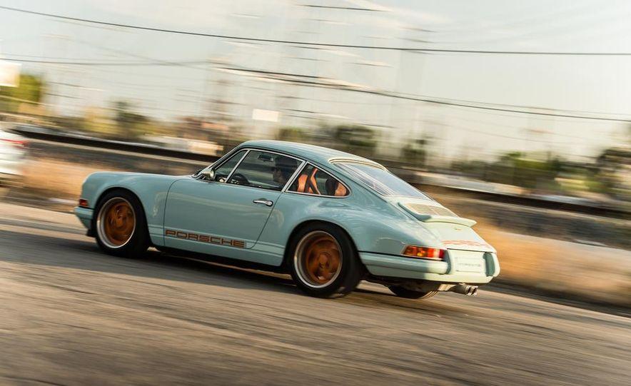 Singer Vehicle Design's Reimagined Porsche 911 - Slide 4