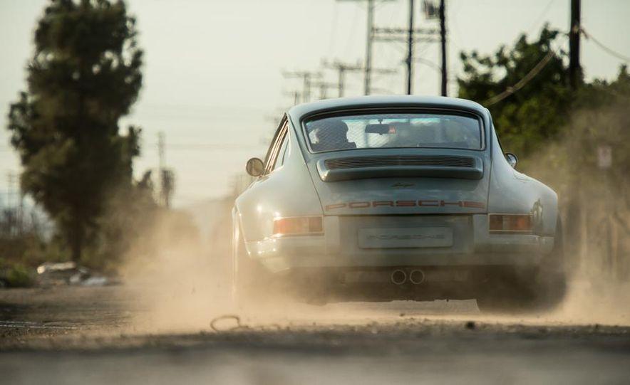 Singer Vehicle Design's Reimagined Porsche 911 - Slide 7