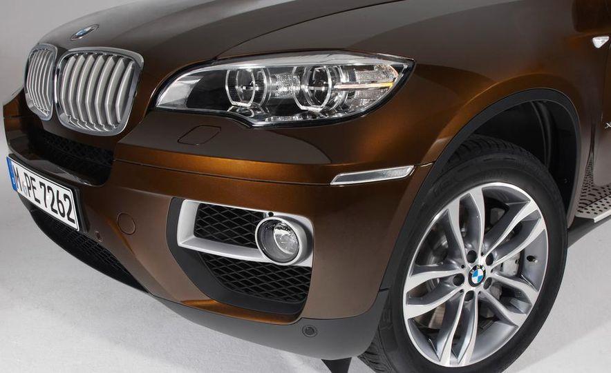 2015 BMW X6 (spy photo) - Slide 16