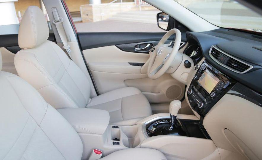 2014 Nissan Rogue SL AWD - Slide 41