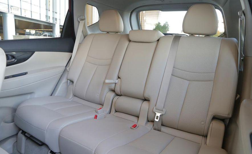 2014 Nissan Rogue SL AWD - Slide 43