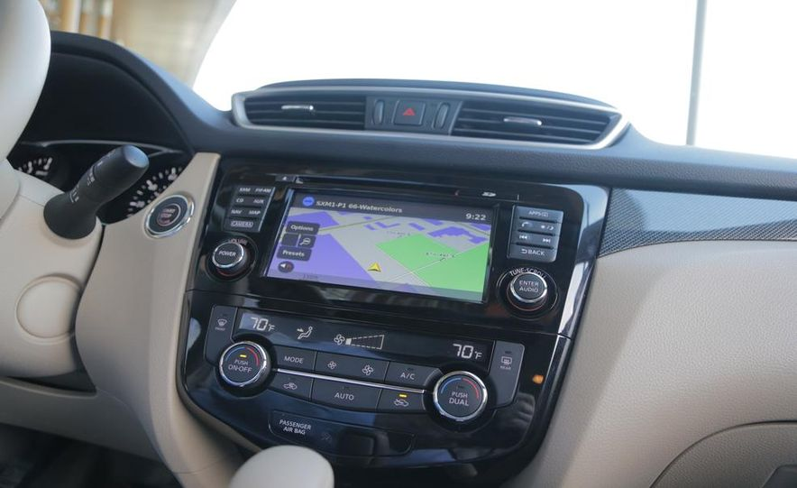 2014 Nissan Rogue SL AWD - Slide 51