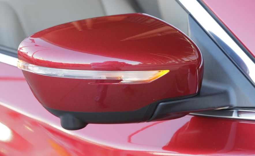 2014 Nissan Rogue SL AWD - Slide 36