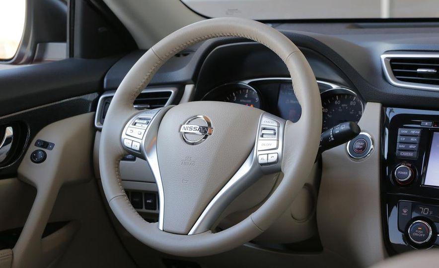 2014 Nissan Rogue SL AWD - Slide 50