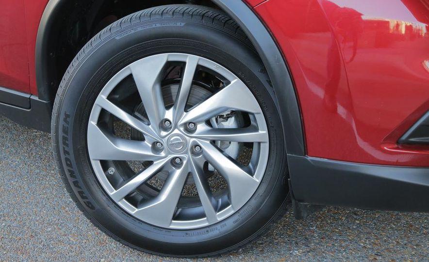 2014 Nissan Rogue SL AWD - Slide 35