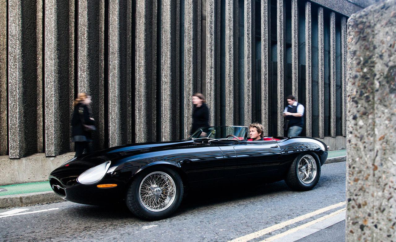 Eagle's Jaguar E-type Speedster