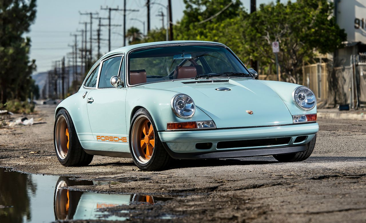 Singer Vehicle Design's Reimagined Porsche 911