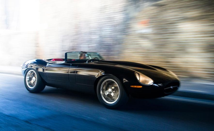 Eagle Speedster Jaguar E-type - Slide 2