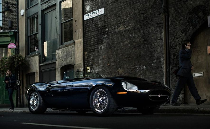 Eagle Speedster Jaguar E-type - Slide 5