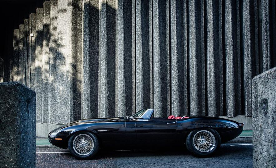 Eagle Speedster Jaguar E-type - Slide 6