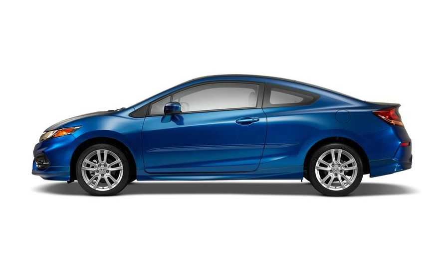 2014 Honda Civic Si coupe - Slide 29