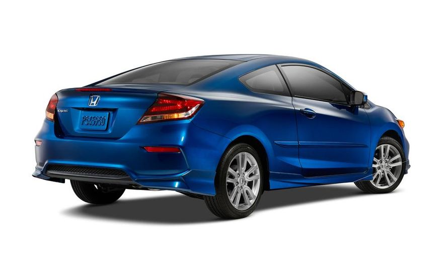 2014 Honda Civic Si coupe - Slide 31
